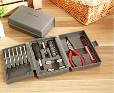 Cheap box yarn, Buy Quality tool box metal directly from China tool box organization Suppliers: home-hardware combination toolbox Tools Kit Packed Square Tool BoxUSD HSS Steel Large Step Cone Square Tool, Hand Tool Sets, Metal Homes, Home Hardware, Metal Box, Home Repair, Multifunctional, Tool Kit