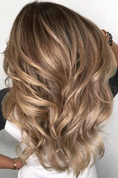 #Color Trendy Hair Color : A brown hair color is extremely underappreciated. There are so many variations o...
