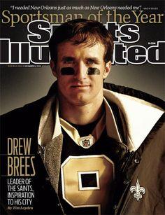 Drew Brees, Football, New Orleans Saints