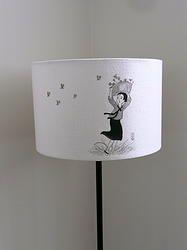 """Lampe """"Fillette japonaise"""""""