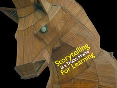 Storytelling is a Trojan Horse For Learning   Flickr - Photo Sharing!