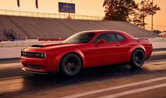 @dodgeofficial JUST unleashed the Dodge Demon and the stats are amazing!! Check the link in our bio for all the details!!!