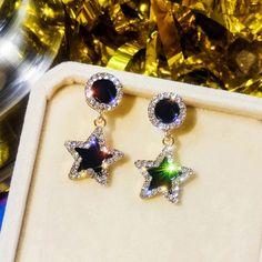 83bde3b8b0705 Silver Needle Earrings Circle Earrings in 2019 | Accessories ...