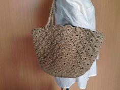 WoolCrochet.com: Pinus Crochet Bag