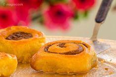 Τα ροξάκια της μαμάς No Bake Cake, Pineapple, Fruit, Food, Baking Cakes, Products, Pine Apple, Essen, Meals
