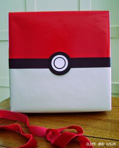 older and wisor: X-Men & Minecraft & Pokemon, Oh My! {Gift Wrap With Swagger}