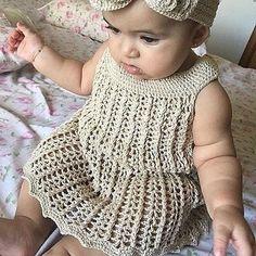 Crochet Patrones Sueter Ideas For 2019 Quick Crochet, Knit Crochet, Crochet Hats, Baby Knitting Patterns, Crochet Patterns, Crochet Baby Clothes, How To Start Knitting, Handmade Dresses, Crochet Doilies