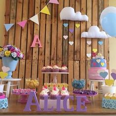 """36 curtidas, 2 comentários - Carolina Carelli (@carellicarol) no Instagram: """"Está chovendo amor por aqui para comemorar os 3 aninhos da pequena Alice, que não seja só uma…"""""""