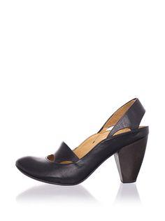 Bluet Cutout Pump, Coclio Shoes.  Love the heel.