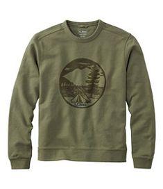 192eb25914a  LLBean  Bean s Essential Crewneck Sweatshirt