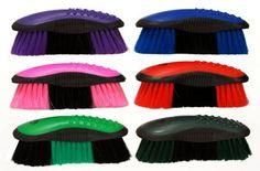 Saddles Tack Horse Supplies - ChickSaddlery.com Tough-1 Great Grips Finishing Brush#winyourwishlist