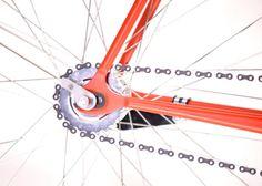 Lama – 4 – luminous red Urban Cycling, Red
