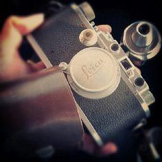 My Leica IIIa - 1934. Picture: @nokitori (Noki Tori)