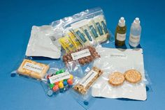 Interplanetary Meal Rations : Astronaut food