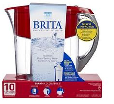 $3 off 1 Brita Pitcher or Faucet Mount System Coupon on http://hunt4freebies.com/coupons
