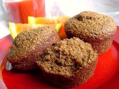 Bakery-Style Bran Muffins from Cook's Illustrated.  What is different about the ingred. is the ratio of white and wheat flours and wheat bran. The molasses, dark brown sugar help make up the great flavor and you will love the bakery crusty top. It is a little more work, but I would never bake any other recipe!