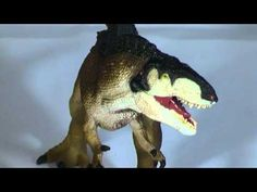 A Review of the Acrocanthosaurus Dinosaur Model (Safari Ltd) by Everything Dinosaur!