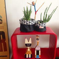 """108 curtidas, 3 comentários - FofysFactory (@fofysfactory) no Instagram: """"Cachefofys decorando a casa :) Tem@na lojinha! www.fofysfactory.iluria.com *link no perfil* #decor…"""""""