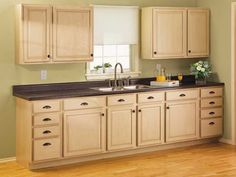 Rust-Oleum Cabinet and Countertop Transformations — DIY -- Better Living Through Design Glazed Kitchen Cabinets, Refinish Kitchen Cabinets, Kitchen Redo, New Kitchen, Cabinet Refinishing, White Cabinets, Cabinet Refacing, Cabinet Ideas, Kitchen Dining