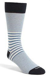 Etiquette Clothiers Stripe Socks