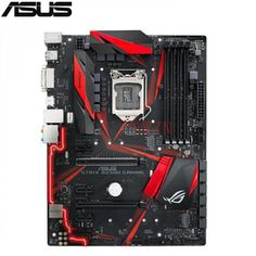 original New Desktop motherboard ASUS ROG STRIX B250H GAMING B250 mother board LGA 1151 4*DDR4 2400/2133 support 64G 6*SATA3 Price: 202.97 & FREE Shipping