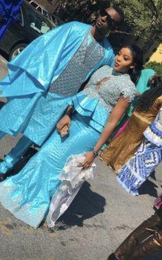 African Design, Beautiful Couple, Designer Dresses, Sari, Couples, Fashion, Womens Fashion, Saree, Moda
