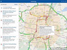 """BayernInfo Maps  Android App - playslack.com , BAYERNINFO MAPS bietet """"Routenplanung für PKW"""" und """"Reiseauskunft für Bus & Bahn"""" in einer App – und das alles kostenlos! Überraschungen unterwegs werden seltener. Baustellen, Sperrungen und Verspätungen vorher kennen bedeutet weniger Stress und geringere Fahrtkosten. Und wenn unterwegs doch einmal etwas Unvorhergesehenes passiert, haben Sie alternative Routenempfehlungen stets griffbereit. BAYERNINFO MAPS hat die wichtigsten Informationen für…"""