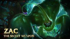 Zac Guide - League of Legends | LoLBoost