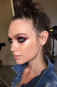 Pinterest: DEBORAHPRAHA ♥️ smokey eye #makeup