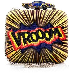 Vroom beaded bag | Sarah's Bag