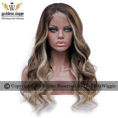 6A Balayage Human Hair Lace Front Blonde Body Wavy Wigs Glueless Remi Hair Wigs (20inch 180density) 1. Professional Custom Made: Hair Dying/Perm/Styling. 1) Color and Texture Customized (1 Day  Read more http://cosmeticcastle.net/6a-balayage-human-hair-lace-front-blonde-body-wavy-wigs-glueless-remi-hair-wigs-20inch-180density/  Visit http://cosmeticcastle.net to read cosmetic reviews