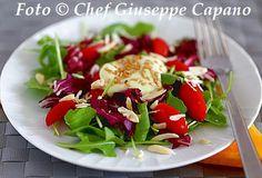 Insalata multipreventiva verde e rossa con condimento agrodolce 518