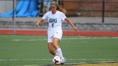 Farmingdale State senior Allison Khare was named the Skyline Conference women's soccer player of the week after netting a game-winning goal this past week. College Soccer, Soccer Players, Skyline, Running, Sports, Football Players, Hs Sports, Keep Running, Why I Run