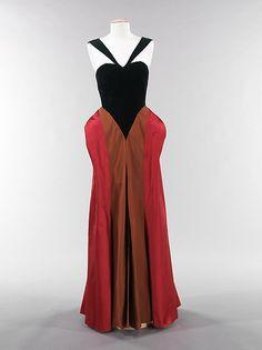 red dress 1946 essay