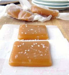 Vanilla-Honey Caramels (i've made these a few times now and everyone OMG's at my honey caramels)