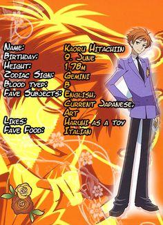 Kaoru Bio by Alchemist-Jessica on DeviantArt
