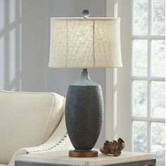 Bosch Hammered Table Lamp