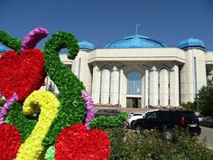 A Thousand Apples: Almaty, Kazakhstan Celebrates a Special Birthday in 2016