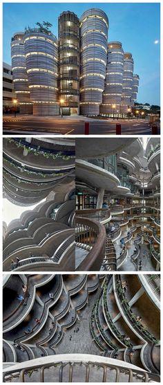 #HeatherwickStudio tarafından tasarlanan ve CPG Consultants'ın mimari…