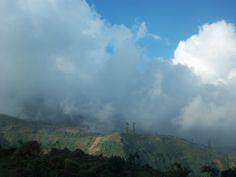 country above the clouds - negeri diatas awan