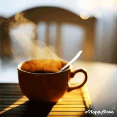 What's a rainy day without hot #coffee? #Coffee #HotCoffee #Monsoon #RainyDay #Rain #HappyDose #SkipperFurnishings