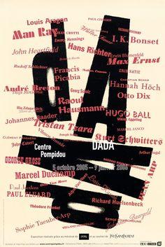 L'évènement Dada - Centre Pompidou