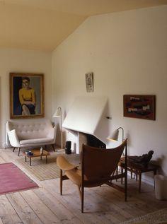 Dänische Wohnlichkeit: Finn-Juhl-Haus, Ordrupgaard
