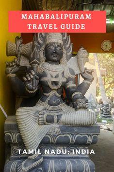 Mahabalipuram Travel Guide, TamilNadu, India #mahabalipuram #tamilnadu #india #travelguide