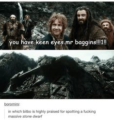 "How do you think he got the title ""Master Burglar""? 