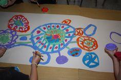 Mandalas para niños: deja fluir su imaginación