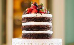 Everything You Need to Know About Naked Cakes