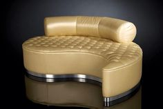 """""""Make yourselves comfortable! MT ► Marilen sofa by Modern Leather Sofa, Interior And Exterior, Interior Design, Golden Brown, Luxury Furniture, Sofas, Upholstery, Contemporary, Home Decor"""