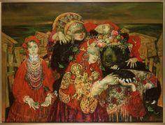 "Artodyssey: Oleg Gurenkov - Гуренков Олег ""Worship of the Bear"""