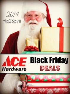 ACE Hardware Deals: Black Friday 2014 by Hip2Save